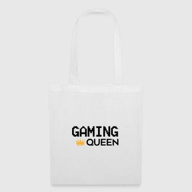 Gaming Queen - Tygväska