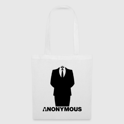 Anonymous - We Are Legion - Suite Shirt - Tote Bag