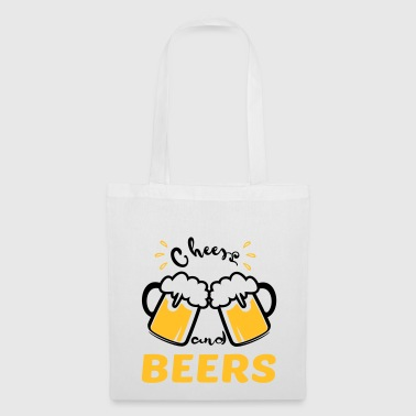 cheers and beers - Tote Bag