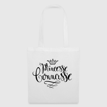 Princesse connasse - Tote Bag