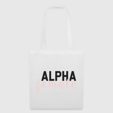 ALPHAfemale - Tote Bag
