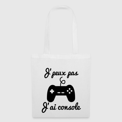 J'peux pas j'ai console - Geek Gamer Gaming - Tote Bag