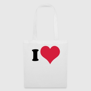 I Heart - Tote Bag