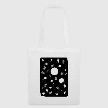 Stars and scratches - Tote Bag