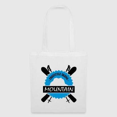 FREESTYLE SKIING - Tote Bag