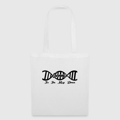 Dna dns evolution gift hobby tennis - Tote Bag