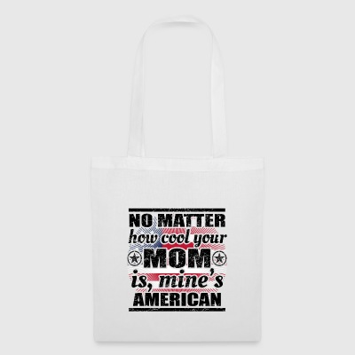 no matter cool mom mother poison USA America png - Tote Bag