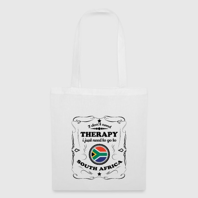 DON T NEED THERAPY GO SOUTH AFRICA - Tote Bag