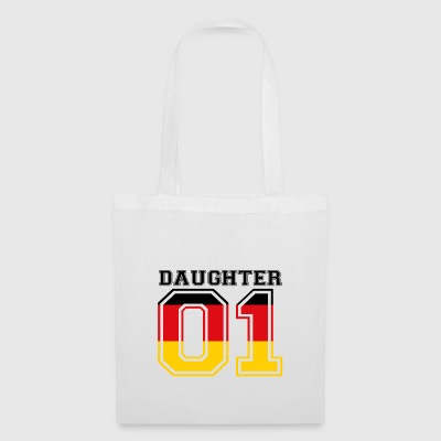 Daughter daughter queen 01 Germany - Tote Bag