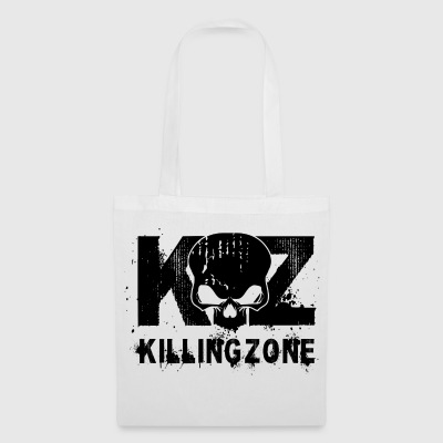 Killing Zone Logo - Tygväska