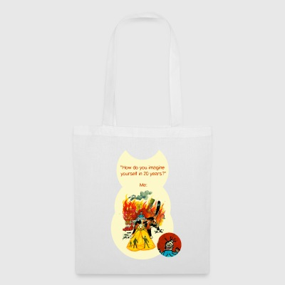Kitty of Destruction - Tote Bag