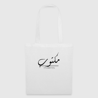 It is written. - Tote Bag