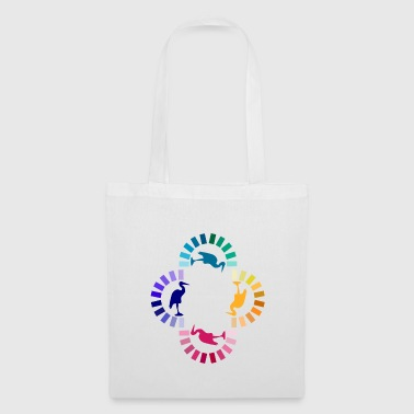 STORK FLOWER - Tote Bag
