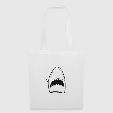 shark smile - Tote Bag