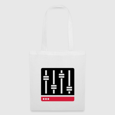 Equalizer mixer gift - Tote Bag