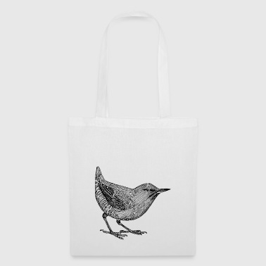 Small Bird - Tote Bag