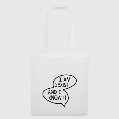 2541614 15767737 sexist - Tote Bag