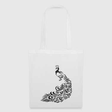 peacock - Tote Bag