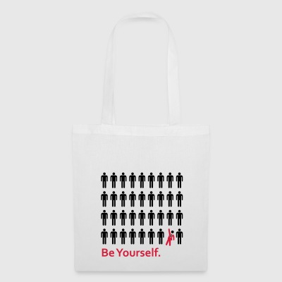 Be Yourself - Stoffbeutel