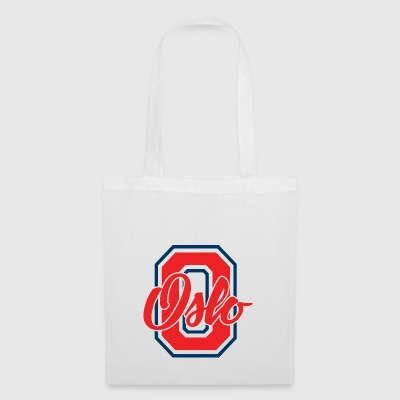 Oslo, Norway, capital, fylke, gift - Tote Bag
