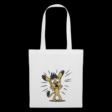 Funny dog ​​design for your T-shirt - Tote Bag
