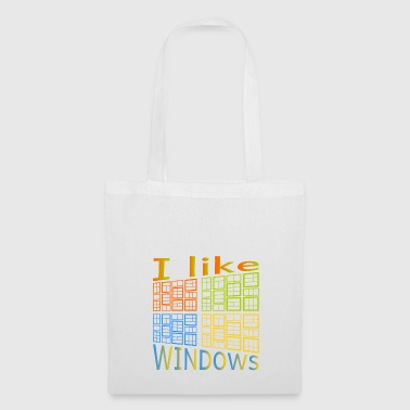 J'aime de Windows - Tote Bag