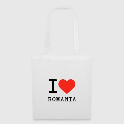 I love Romania - I love romania - Tote Bag