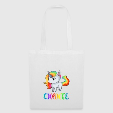 Unicorn Chante - Tote Bag