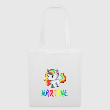 Unicorn Martine - Tote Bag