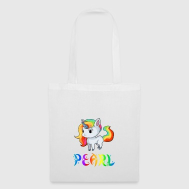 Unicorn Perle - Tote Bag