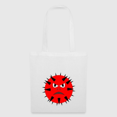 Mal Monster Virus - Tote Bag
