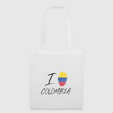 I love Colombia - Tote Bag