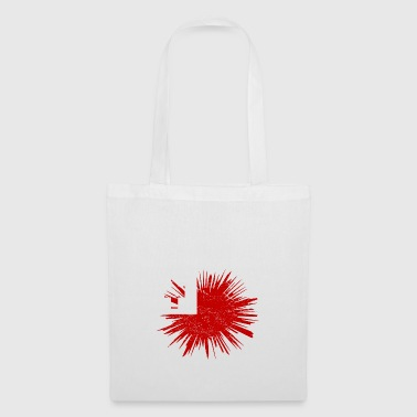 Cadeau Splatter Country Roots Tonga - Tote Bag