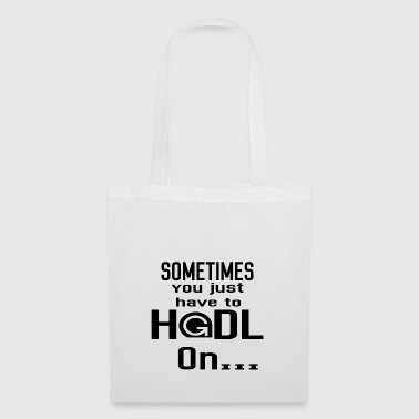 Gift Hodl Hold on GAME crypto crypto coin - Tas van stof
