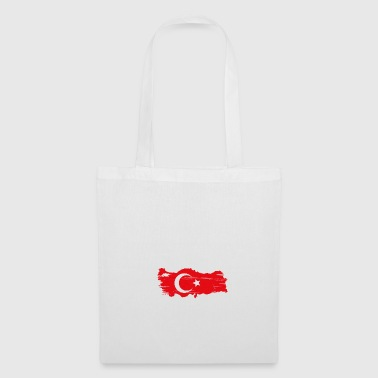 Turchia - borderline - Borsa di stoffa
