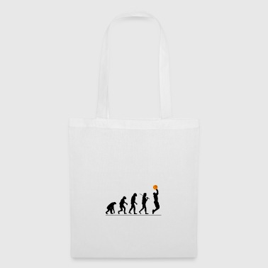 Basketball Evolution - Tote Bag