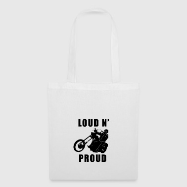 Loud N' Proud - Tote Bag