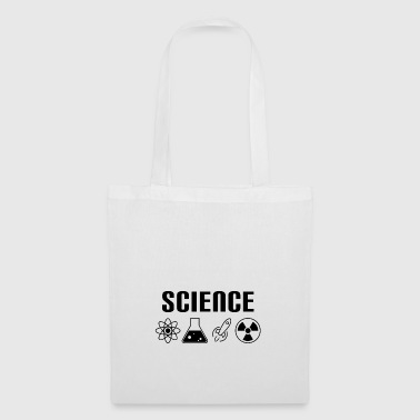 Science Science physique cadeau ballot geek - Tote Bag