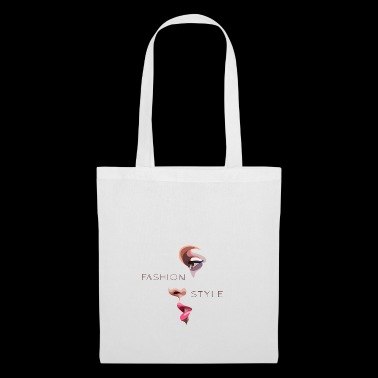 fille de la mode - Tote Bag