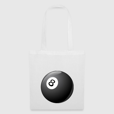 Billiar, balle, billiard8 - Tote Bag