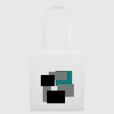 Colored squares - Tote Bag