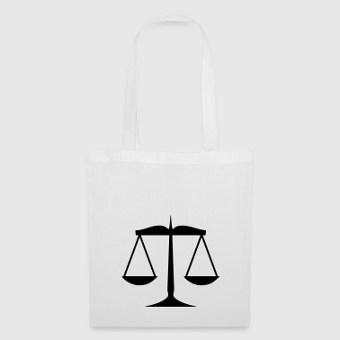Libra of justice - Tote Bag