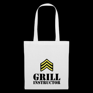 Grill Instructeur - Tote Bag