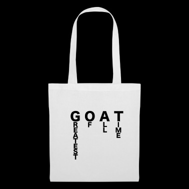 GOAT, cool design for the self-confident people - Tote Bag