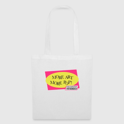 Plus de Pop Art Plus - Tote Bag
