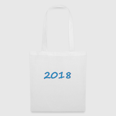 Nouvel An 2018 - Tote Bag
