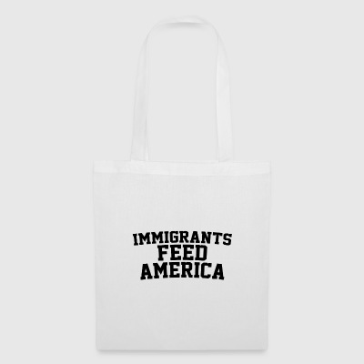 Immigrants Feed America - American Citizens - Tote Bag