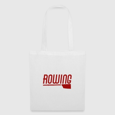 Rowing / rowing / T-shirt - Tote Bag