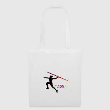 Javelin in my DNA Genes Gift - Tote Bag