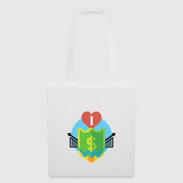 dollar - Tote Bag